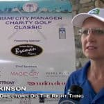 Miami City Manager Charity Golf Classic benefiting DTRT